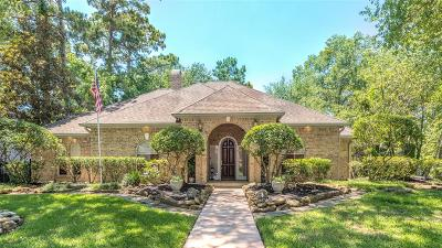Kingwood Single Family Home For Sale: 1823 Mountain Aspen Lane