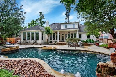 The Woodlands Single Family Home For Sale: 38 Marquise Oaks Place