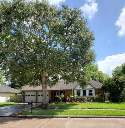 Pearland Single Family Home For Sale: 2311 Goodrich Street