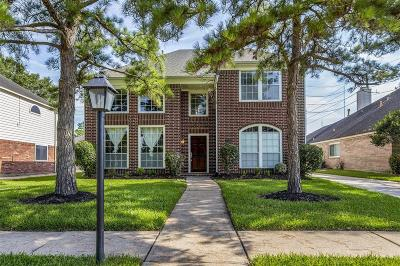 Missouri City Single Family Home For Sale: 3530 Truesdale Drive
