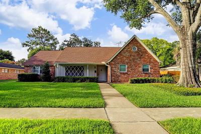 Meyerland Single Family Home For Sale: 4906 Glenmeadow Drive