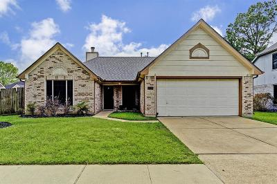 Pearland Single Family Home For Sale: 2908 London Court