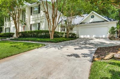 Conroe Single Family Home For Sale: 111 Greenbriar Drive