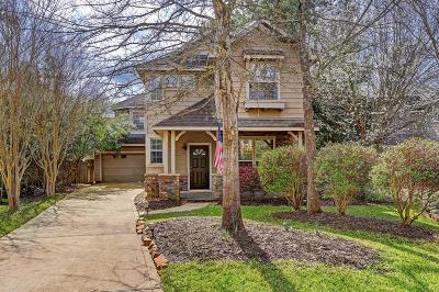 Single Family Home For Sale: 110 S Flickering Sun Circle