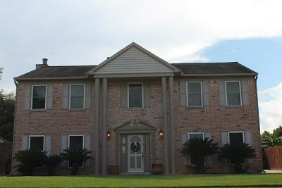 Pasadena Single Family Home For Sale: 4218 Winterborne Drive