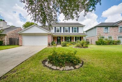 Sugar Land Single Family Home For Sale: 3210 Lakefield Way