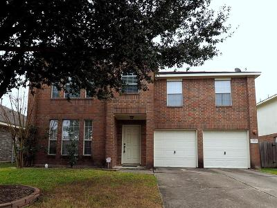 Houston Single Family Home For Sale: 13919 Grafton Bridge Lane