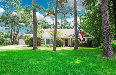 Houston TX Single Family Home For Sale: $224,000