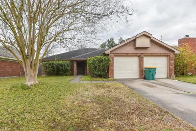Pearland Single Family Home For Sale: 4207 Bentley Drive