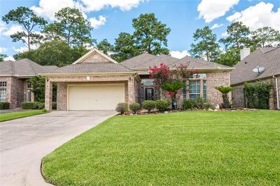 Single Family Home For Sale: 4222 Shady Pine Drive