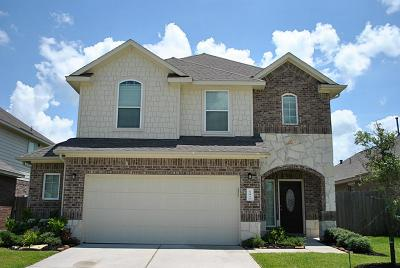 Tomball Single Family Home For Sale: 12911 Taper Reach Drive