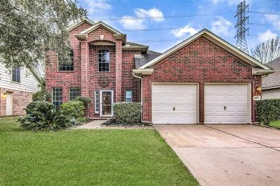 Pearland Single Family Home For Sale: 4154 Galloway Drive