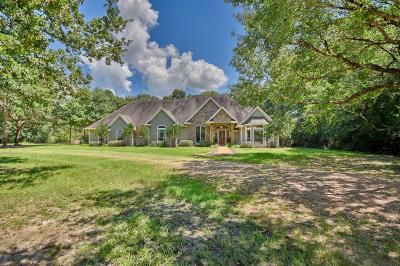 Hempstead Single Family Home For Sale: 100 N Pin Oak Lane E