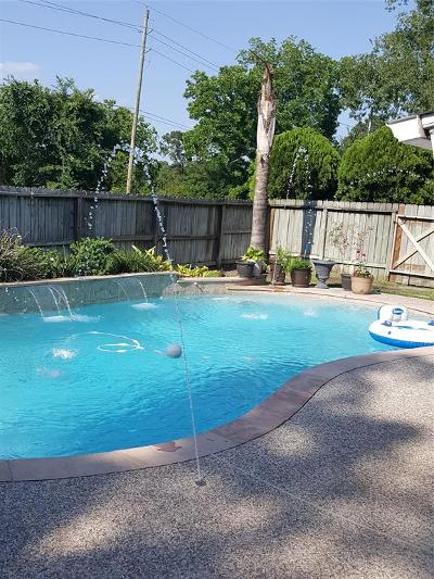 Humble Single Family Home For Sale: 2602 E Killdeer