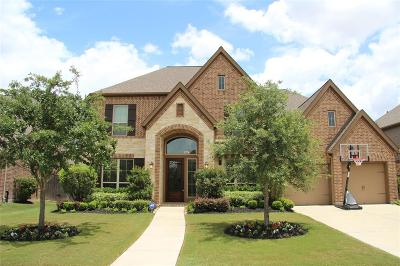 Katy TX Single Family Home For Sale: $464,900