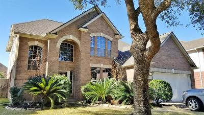 Sugar Land Single Family Home For Sale: 1122 Cambrian Park Court