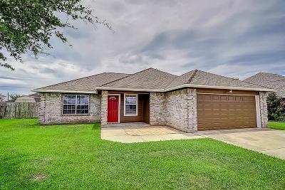 Single Family Home For Sale: 8722 Garrett