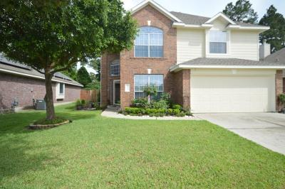 Tomball Single Family Home For Sale: 8223 Cove Timbers Lane