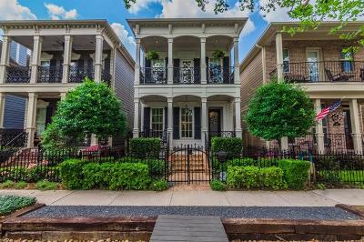Houston TX Single Family Home For Sale: $629,900