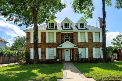 Sugar Land Single Family Home For Sale: 9711 Deverell Drive