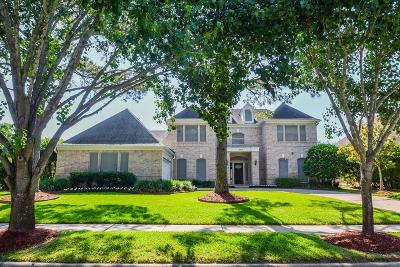 Katy Single Family Home For Sale: 3015 Hollinwell Drive