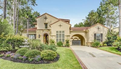 The Woodlands Single Family Home For Sale: 7 Panamint Court