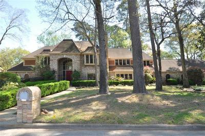 Kingwood Single Family Home For Sale: 2114 Forest Garden Drive