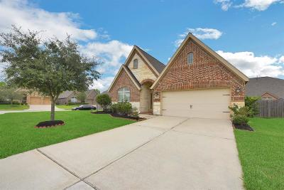 Pearland Single Family Home For Sale: 2601 Longlake Drive