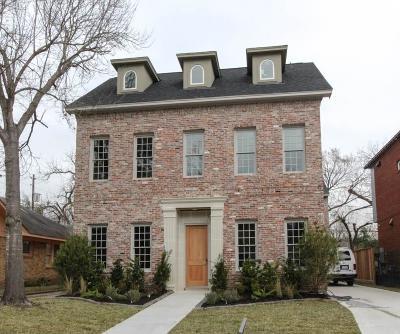 Single Family Home For Sale: 1652 Harold Street