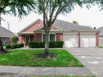 Richmond Single Family Home For Sale: 7402 Bannon Field Lane