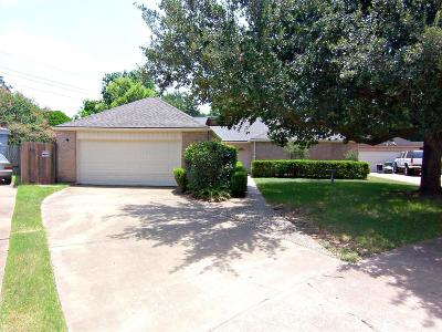 Katy Single Family Home For Sale: 22006 Red River Drive