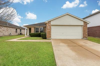 Pearland Single Family Home For Sale: 5424 Jefferson Street