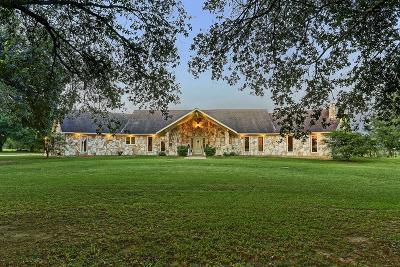 Cat Spring Farm & Ranch For Sale: 8618 Hillboldt