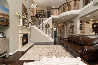 Kingwood Single Family Home For Sale: 5906 Fairway Shores Lane