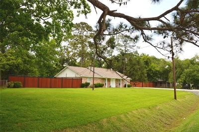 Channelview Single Family Home For Sale: 16211 Pine Street
