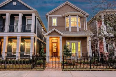 Houston Single Family Home For Sale: 438 W 26th Street