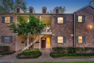 Memorial Condo/Townhouse For Sale: 13014 Trail Hollow Drive