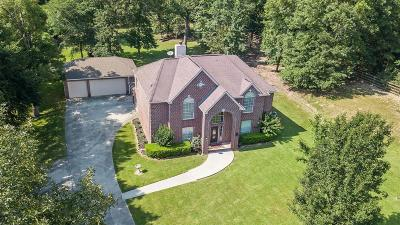 Montgomery Single Family Home For Sale: 404 Trace Way Drive