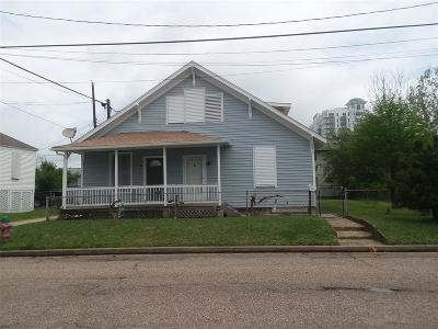 Galveston Rental For Rent: 714 St Mary S Boulevard #1