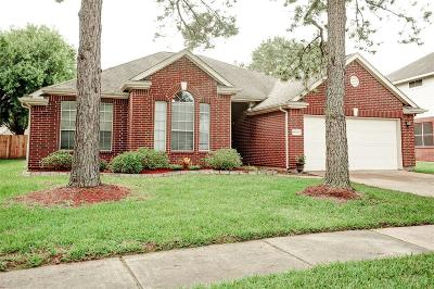 Cypress Single Family Home For Sale: 18215 Water Mill Drive