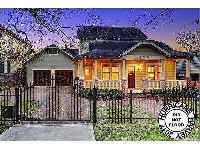 Houston Single Family Home For Sale: 812 E 27th Street