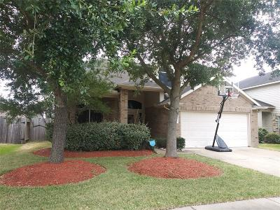 Katy TX Single Family Home For Sale: $195,500