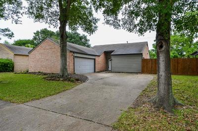 Houston Single Family Home For Sale: 15922 Herongate Drive