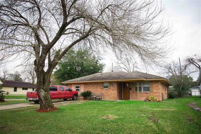 Pasadena Single Family Home For Sale: 3601 Longwood Drive