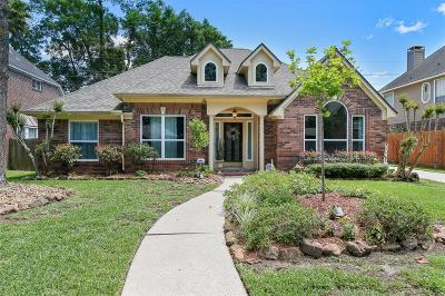 Kingwood Single Family Home For Sale: 4306 Pine Breeze Drive