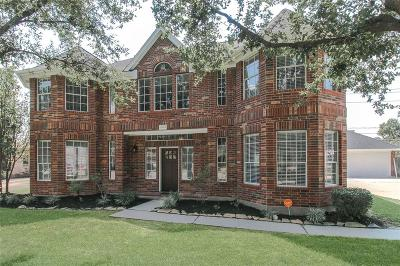 Humble Single Family Home For Sale: 18923 Walden Forest Drive