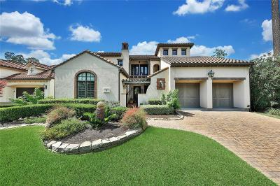 The Woodlands Single Family Home For Sale: 35 Gauntlet Drive