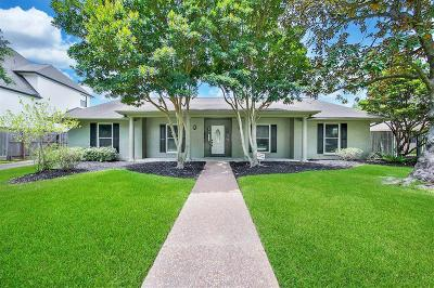 Meyerland Single Family Home For Sale: 4918 Glenmeadow Drive