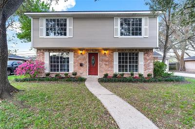 Houston Single Family Home For Sale: 8315 Twin Hills Drive