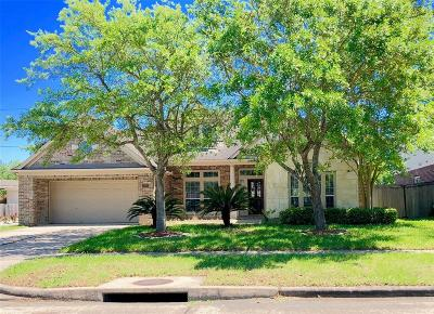 Pearland Single Family Home For Sale: 2007 Anchor Bay Court